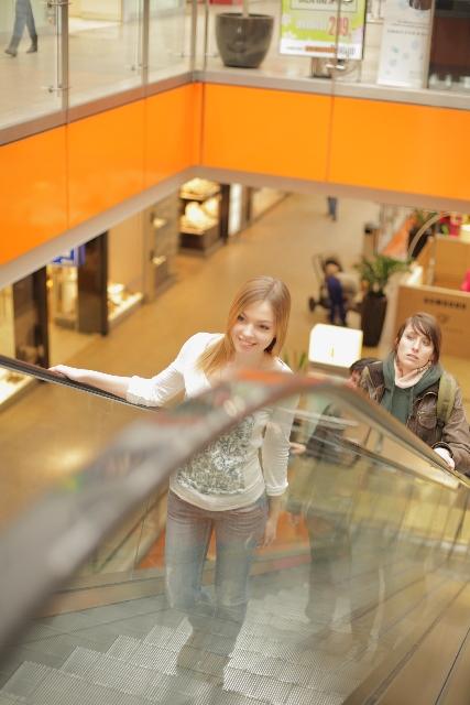 International Standard of an escalator.