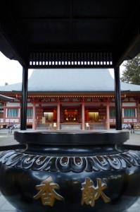 moutsuuji-kouro(毛越寺)