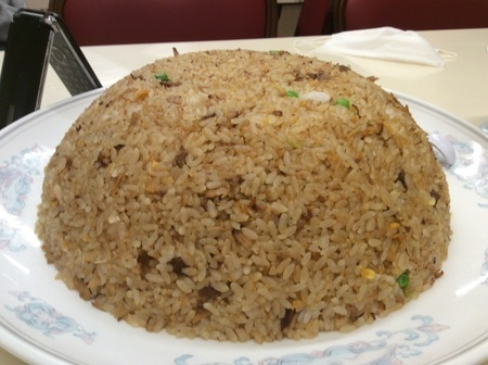 Fried rice 2.5kg and Soup